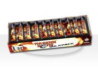 De hardste singleshots met titanium burstknallen bestel je online bij Xena Vuurwerk in Ede
