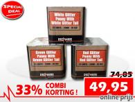 Extra hoge korting bij de special combi deals van Xena Vuurwerk in Ede. Simpel online te bestellen of kom langs in de vuurwerkwinkel op de Hoorn in Ede