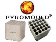 Een overzicht van de voordelen van Pyromould cakes die verkrijgbaar zijn in de vuurwerkwinkel van Xena Vuurwerk in Ede