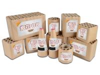Groot en luxe vuurwerkpakket van Marijn met alleen maar strakke producten! 9 grote cakeboxen en 2 fonteinen in een pakket