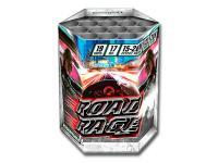 Road Rage 19 schots cake uit de Essentials serie bestel je eenvoudig online of in de vuurwerkwinkel van Xena Vuurwerk in Ede