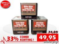 Ruim 33% online korting op deze set van 3 RedWire glitter peony cakes. Online te bestellen bij Xena Vuurwerk in Ede