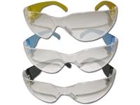 Voorkom oogletsel en bescherm uw ogen bij het afsteken van vuurwerk met de vuurwerk veiligheidsbril