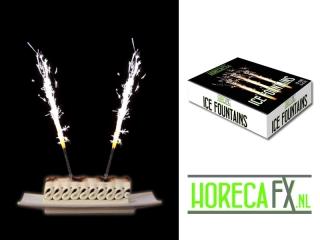 Xena Vuurwerk levert onder het label HorecaFX diverse horeca vuurwerk producten aan groothandels en horecazaken