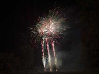 Xena Vuurwerk verzorgt sensationele vuurwerkshows als afsluiting op bruiloften en trouwerijen