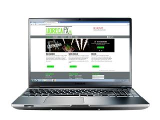 Zakelijke klanten kunnen online een account aanvragen op HorecaFX en via een online module horeca vuurwerk bestellen