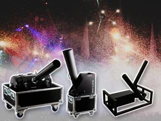 Bij Xena Vuurwerk in Ede kunt u tevens terecht voor het huren van verschillende soorten machines voor special effects