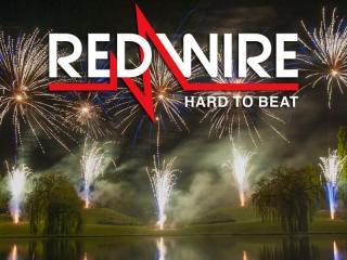 De cakes van RedWire worden vaak toegepast vuurwerkshows en zijn nu ook voor particulieren verkrijgbaar bij Xena Vuurwerk in Ede