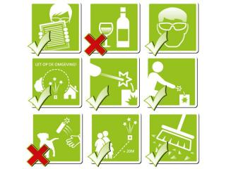 Tips om je vuurwerk zo veilig mogelijk af te steken om schade, letsel en overlast te voorkomen