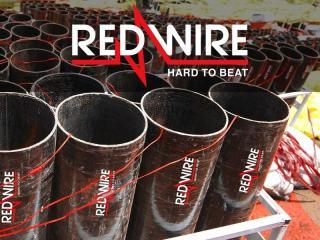 RedWire professioneel vuurwerk wordt geïmporteerd en gedistribueerd door Xena Vuurwerk