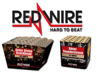 Xena Vuurwerk in Ede verkoopt het assortiment consumentenvuurwerk van RedWire. Professioneel vuurwerk voor particulieren